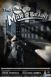 Portada oficial de Sam & Max: The Devil's Playhouse - Episode 3: They Stole Max's Brain! para PC