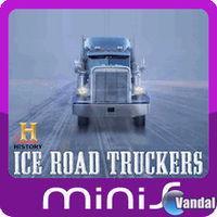 Portada oficial de Ice Road Truckers para PSP