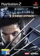 Portada oficial de de X-Men: La Venganza de Lobezno para PS2