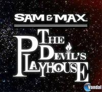 Portada oficial de Sam & Max: The Devil's Playhouse - Episode 2: The Tomb of Sammun Mank PSN para PS3