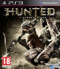 Portada oficial de Hunted: The Demon's Forge para PS3