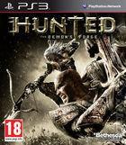 Portada oficial de de Hunted: The Demon's Forge para PS3