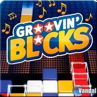 Portada oficial de Groovin' Blocks PSN para PS3