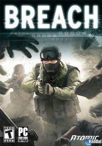 Portada oficial de Breach (2011) para PC