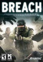 Portada oficial de de Breach (2011) para PC