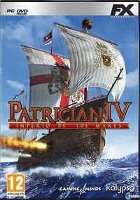 Portada oficial de Patrician IV para PC