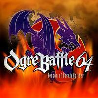 Portada oficial de Ogre Battle 64: Person of Lordly Caliber CV para Wii