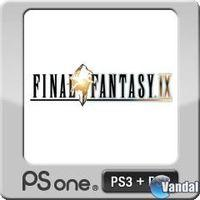 Portada oficial de Final Fantasy IX PSN para PS3