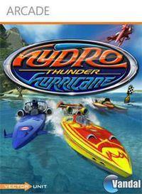 Portada oficial de Hydro Thunder Hurricane XBLA para Xbox 360