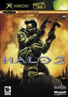 Portada oficial de de Halo 2 para Xbox