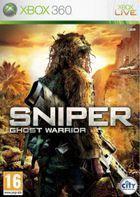 Portada oficial de de Sniper: Ghost Warrior para Xbox 360