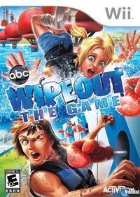 Portada oficial de Wipeout: The Game para Wii