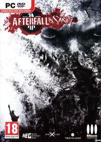 Portada oficial de Afterfall Insanity Extended Edition para PC