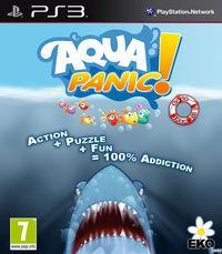 Portada oficial de Aqua Panic! HD para PS3