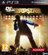 Portada oficial de Def Jam Rapstar para PS3