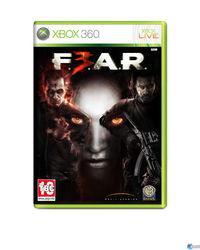 Portada oficial de F.3.A.R. para Xbox 360
