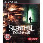 Portada oficial de de Silent Hill: Downpour para PS3