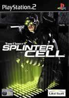 Portada oficial de de Splinter Cell para PS2