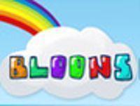 Portada oficial de Bloons WiiW para Wii