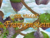 Portada oficial de The Will of Dr. Frankenstein WiiW para Wii
