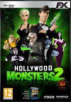 Portada oficial de de Hollywood Monsters 2 para PC