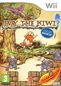 Portada oficial de Ivy the Kiwi? para Wii
