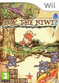 Portada oficial de Ivy the Kiwi?: Mini WiiW para Wii