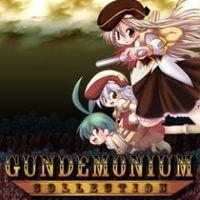 Portada oficial de Gundemonium Collection PSN para PS3