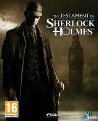 Portada oficial de El Testamento de Sherlock Holmes para PC