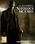 Portada oficial de de El Testamento de Sherlock Holmes para PC
