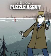 Portada oficial de Puzzle Agent: Pilot Program para PC
