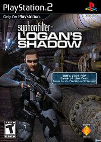 Portada oficial de Syphon Filter: Logan's Shadow para PS2