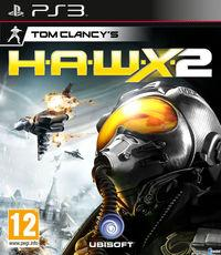 Portada oficial de Tom Clancy's HAWX 2 para PS3