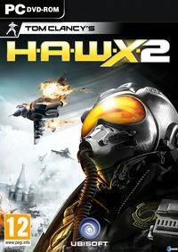 Portada oficial de Tom Clancy's HAWX 2 para PC