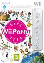 Portada oficial de de Wii Party para Wii