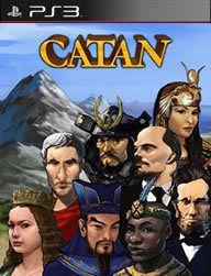 Portada oficial de Catan PSN para PS3