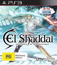 Portada oficial de El Shaddai: Ascension of the Metatron para PS3