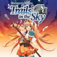 Portada oficial de The Legend of Heroes: Trails in the Sky SC para PSP