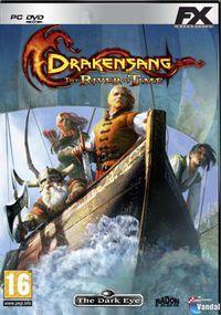 Portada oficial de Drakensang: The River Of Time para PC