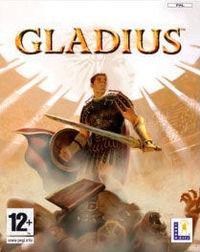 Portada oficial de Gladius para GameCube