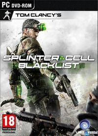 Portada oficial de Splinter Cell: Blacklist para PC