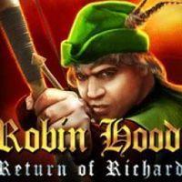 Portada oficial de Robin Hood: The Return of Richard Mini para PSP