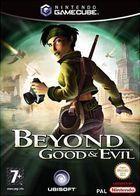 Portada oficial de de Beyond Good & Evil para GameCube