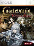 Portada oficial de de Castlevania: Harmony of Despair XBLA para Xbox 360