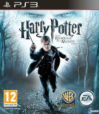 Portada oficial de Harry Potter y las Reliquias de la Muerte Parte 1 para PS3