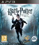 Portada oficial de de Harry Potter y las Reliquias de la Muerte Parte 1 para PS3