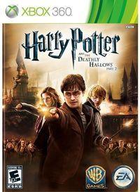 Portada oficial de Harry Potter y las Reliquias de la Muerte Parte 2 para Xbox 360