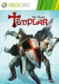 Portada oficial de The First Templar para Xbox 360