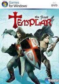 Portada oficial de El Primer Templario para PC