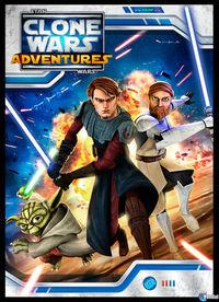 Portada oficial de Star Wars: Clone Wars Adventures para PC